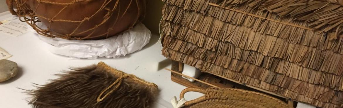 Pacific ethnographic items